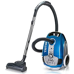 Tritan Bagged Canister Vacuum for carpet