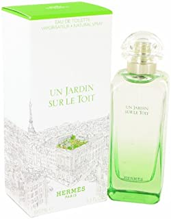 Hermës Un Järdin Sür Lë Töit Perfumë For Women 3.3 oz Eau De Toilette Spray