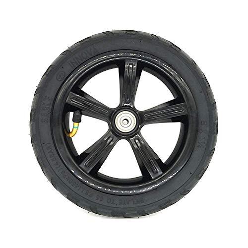 PLEASUR Neumático para Scooter eléctrico, Ruedas neumáticas inflables, neumático de Repuesto para Cubo, 8 8X1 1/4 (200 * 45)