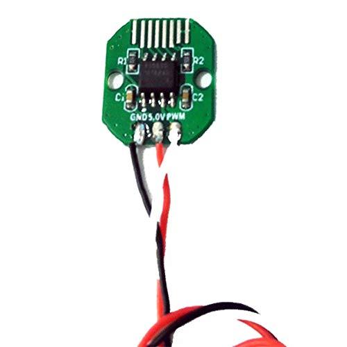 AS5600ブラシレスジンバルモーターインクリメンタルロータティボ用の絶対値ロータリーエンコーダPWM / I2Cポート12ビット