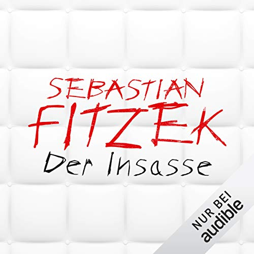 Der Insasse audiobook cover art