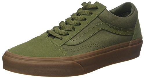 Green (Suede/Canvas/Winter Moss/Gum