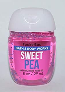Bath & Body Works PocketBac Hand Gel Sanitizer Sweet Pea