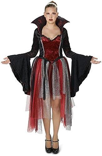 compras de moda online Dream Wavers Queen of Hearts Hearts Hearts Vampire mujer Carnaval Halloween Disfraz  entrega gratis