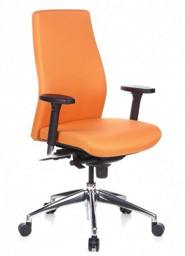 Bürostuhl/Chefsessel ERGO-TEC 200 orange