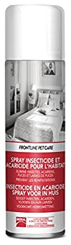 FRONTLINE PET CARE - Spray anti-puces anti-acariens pour la maison - 250ml