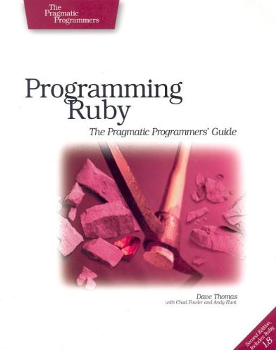 Programming Ruby: The Pragmatic Programmers' Guide, Second Edition