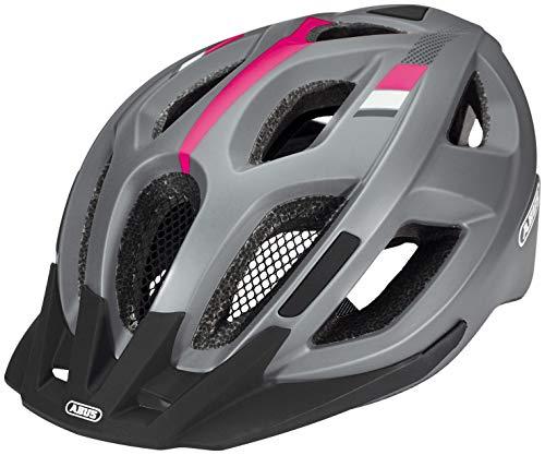ABUS Unisex-Erwachsene ADURO 2.0 Road Helm, Concrete Grey, S