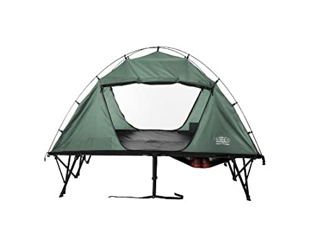 Kamp-Rite Compact Double Tent Cot.