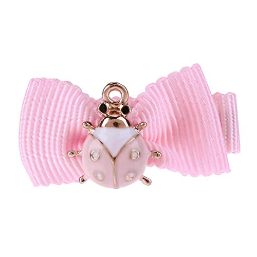 Domybest pour enfant filles Bowknot Princesse Pique à cheveux, Bowknot Pinces à cheveux en métal brillant Headwear pour les petites filles