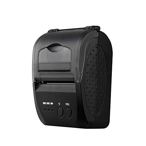 MaiTian Mini Portable Direct Thermal Printer Pos Wireless Thermoprinter met 2000 mAh batterij USB/Bt Mobile printer