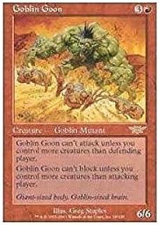 Magic: the Gathering - Goblin Goon - Legions
