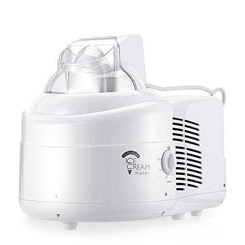 Review HANYF Ice Cream Machine, Household Small Automatic Compressor/DIY Multi-Function Ice Cream Ma...