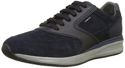 Geox Geox Herren U Dennie A Sneaker, Blau (Navy C4002), 40 EU