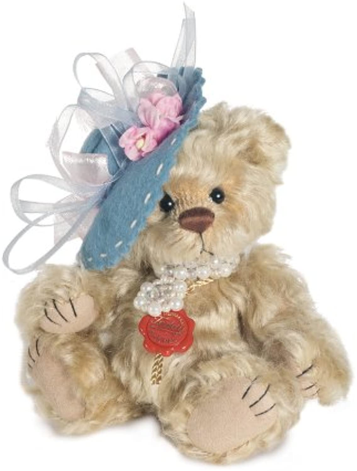 Teddy Hermann Audrey 14cm ADULT Collectable Toy