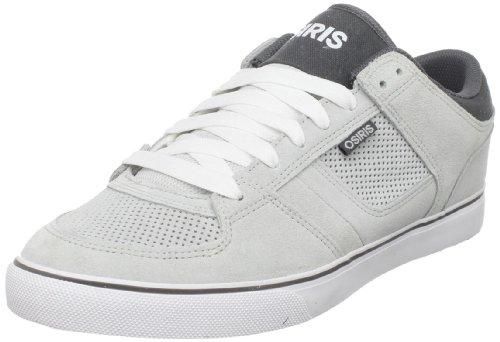 Osiris Unisex-Erwachsene Chino-Low Sportschuhe-Skateboarding, Grau/lightgrey/Grey/White, 48 EU