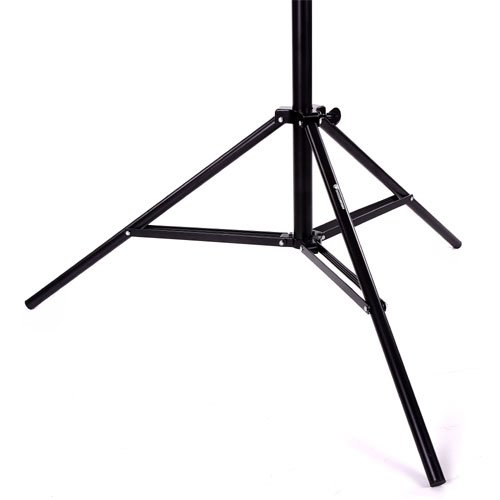CowboyStudio Premium 9' Heavy Duty Air Cushioned Video Studio Light Stand 806A Black