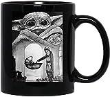 N\A A Bountiful Ba-by yo-da In #Mandalorian Movie Film Mug con asa, Taza de café Reutilizable de cerámica aislada, Taza de Viaje de café