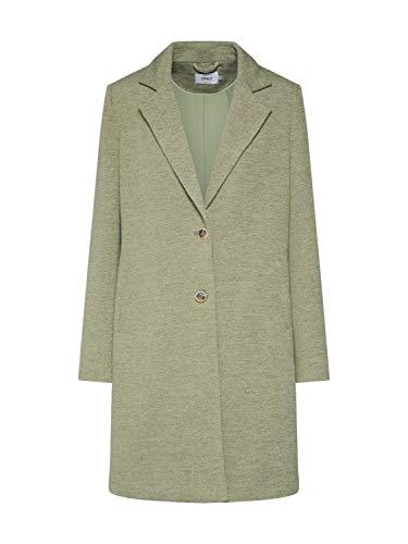 ONLY Damen ONLCARRIE Life Mel Coat OTW NOOS Übergangsjacke, Watercress, 38