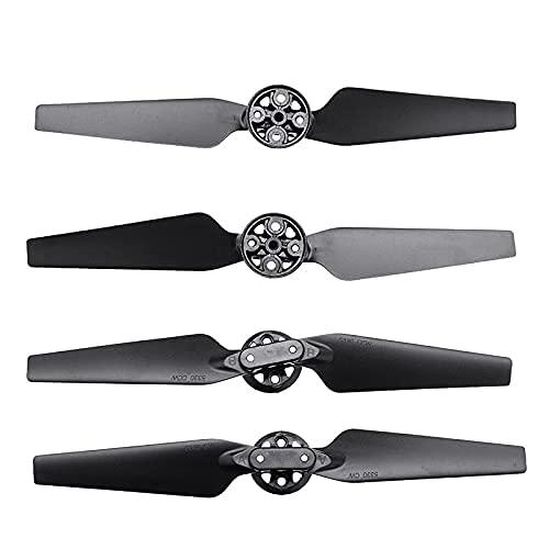 MZWNQ Accessori per Parti di droni 2 Pezzi / 4 Pezzi di Puntelli per eliche Set di sgancio Pieghevole RC Drone Quadcopter Accessori per Pezzi di Ricambio per Eachine EX4 ( Color : 4pcs )