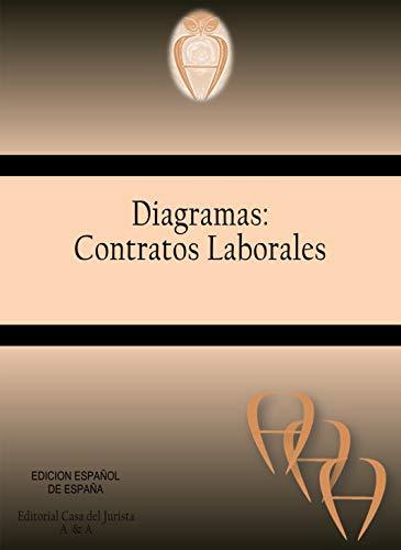 Diagramas Contratos Laborales (Compilación Iberoamericana nº 5)