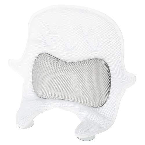 Cuscino Per Vasca Da Bagno Air Mesh Spa Testa Traspirante Comfort Di Relax Supporto Per Le Spalle Collo Aqzxdc Cuscino Da Bagno Per Vasca Con Ventose Casa E Cucina Accessori Per Il
