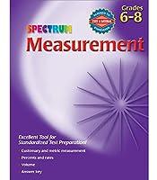 Spectrum Measurement: Grades 6-8