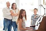 Immagine 2 adesivi per tastiera o pianoforte