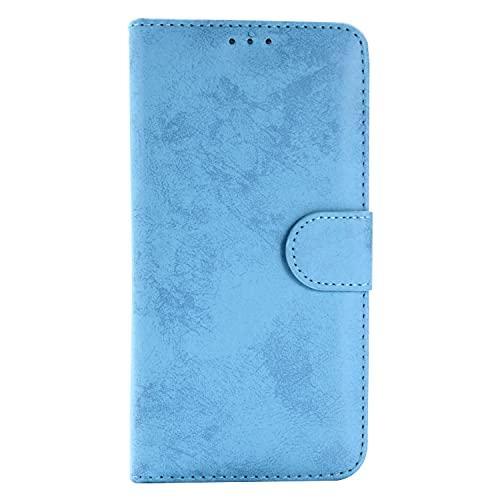 Funda protectora Para Samsung Galaxy S6 Funda de teléfono móvil, 2 en 1 Funda magnética de teléfono móvil PU de cuero retro Titular de la tarjeta de la tarjeta, adecuada para la caja del teléfono Sams