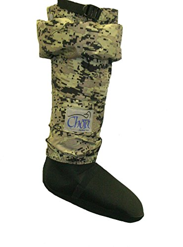 Chota Outdoor Gear Hip Wathose Camo Hippies Wathose – BSK300, Unisex-Erwachsene, Camo Hippies, Camouflage, Large
