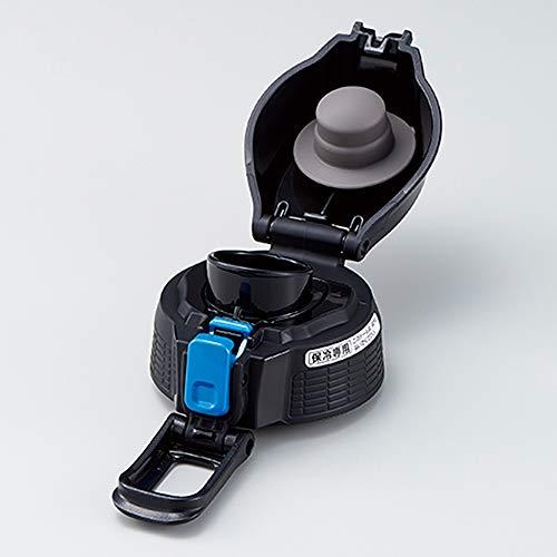 象印 (ZOJIRUSHI) クールボトルせんセット 水筒 直飲み スポーツタイプ ブルーストライプ SD-S20F-AJ