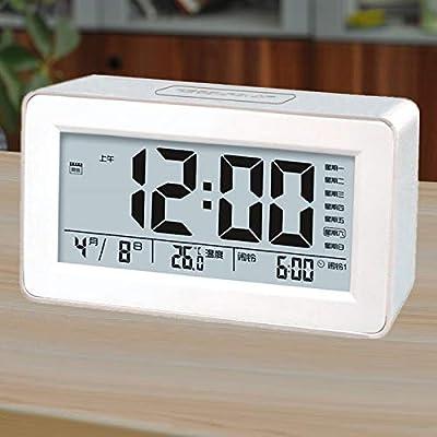 TFA Dostmann 60.2536 radio despertador digital con 4 tiempos ...
