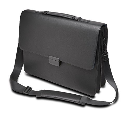 Kensington LM570 15-Inch Laptop Briefcase, Black (K62849WW)