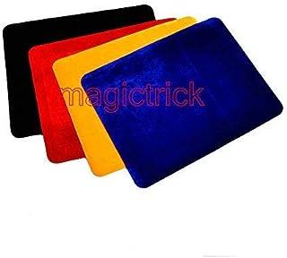 4 Pcs Close-Up Pad Magic Lot - Magic Trick / Magic Accessories 4 قطع وسادة مقرّبة