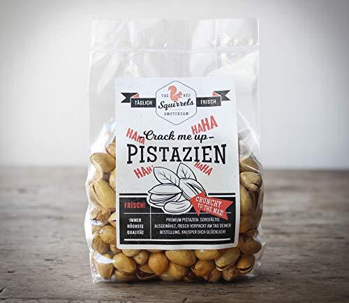 TÄGLICH FRISCH GERÖSTET. Greasy Fingers Pistazien (geröstet gesalzen, 1000 g)