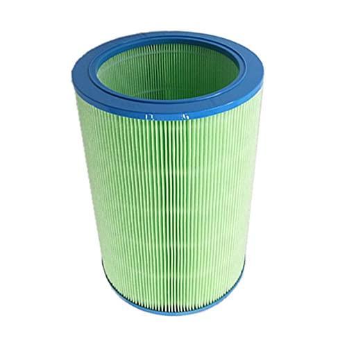 HEZB Filtro de purificador de Aire FIT for XIAOMI 1/2/ 2S/ Filtro de Aire de desodorización Pro Smart Filter Haze Hcho Removedor de Humo Compuesto de reteneles (Color : Light Green)