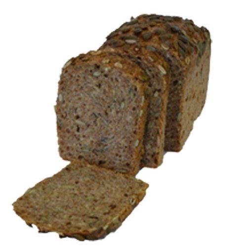 Vollkornbäckerei Fasanenbr Bio Kürbisbrot mit Hirse (1 x 500 gr)