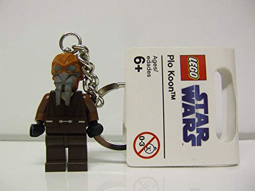LEGO Star Wars Plo Koon Key Chain 852352