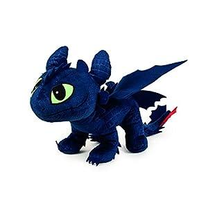 Como entrenar a tu dragón Llavero Goma Desdentado: Amazon.es ...