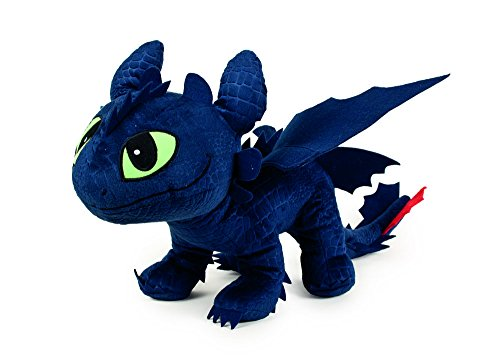 Diverse How to train your Dragon - Toothless Peluche 26 cm