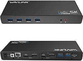 WAVLINK Dual Display dockingstation
