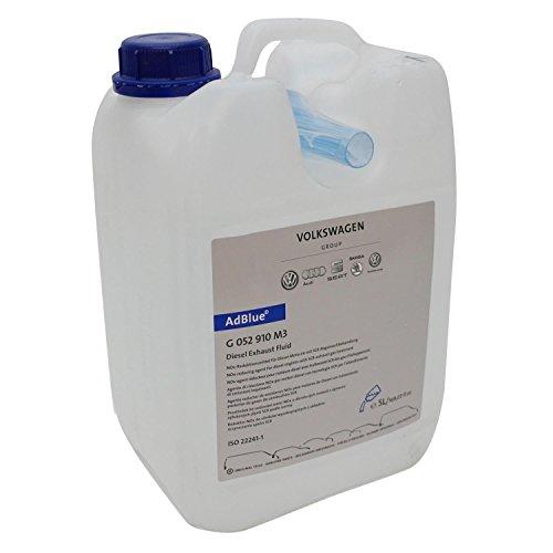 Solution d'AdBlue Urée pour le traitement des gaz d'échappement SCR 5 litres avec tube d'alimentation