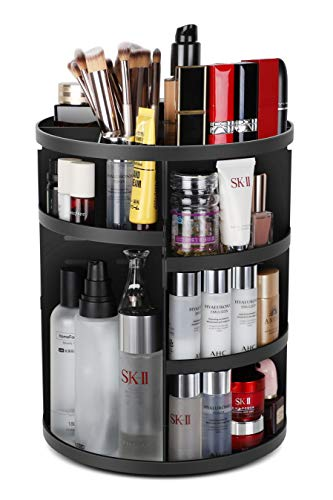 makeup organizer for your bathroom