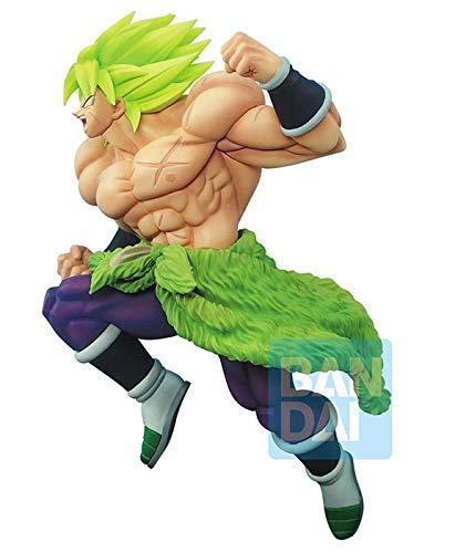 Banpresto 85194 Dragon Ball Super Super Saiyan Broly Full Power ZBattle Figure