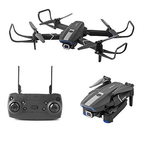 LYHLYH Le positionnement GPS Drone, Retour à la Maison 5G 4K caméra HD Avions Pliage Quatre Axes pour Les Adultes débutants, Long Combat Contrôle du Temps WiFi Rotation 360 °