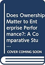 Does Ownership Matter to Enterprise Performance?: A Comparative Study of Private and State Enterprises in Vietnam's Textile - Garment Industry