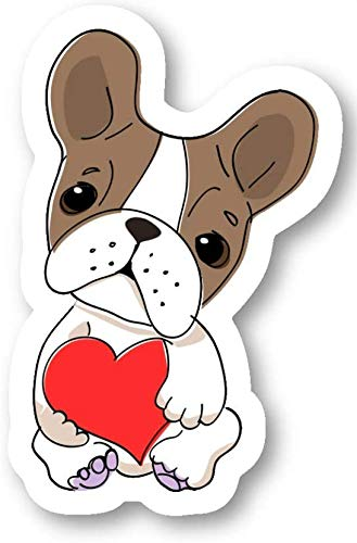 Frenchie - French Bulldog Magnets Car Refrigerator Metal Sign Magnetic Vinyl 5'
