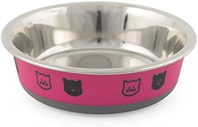 Ancol Fusion Super popular specialty store Stainless Cheap bargain Bowl Steel Cat