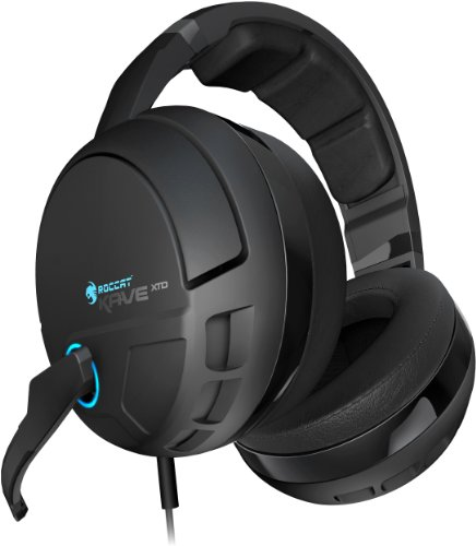 ROCCAT ROC-14-160 Kave XTD Digital Premium 5.1 Surround Headset mit USB/Sound Card