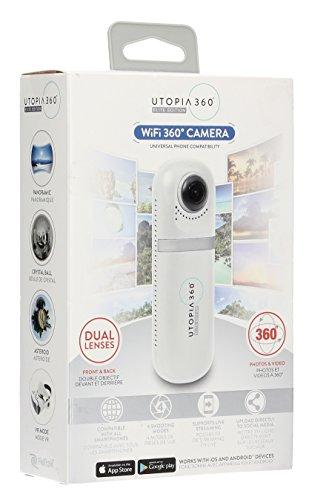 Utopia 360 Wifi Universal Camera Elite Edition ETVR360CAMW